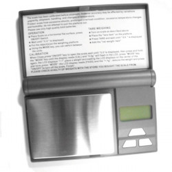 Balance de précision - Balance KX-350 Blue Display Silver 0,1 g - Kenex