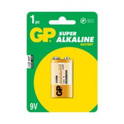 Alkaline battery 9 Volt - GP
