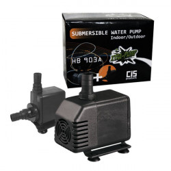 Pompe à eau submersible Xtrapump 4500L/H Int/Ext