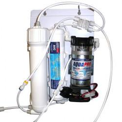 Ro unit Aquariopure 190L/Day + Booster Pump