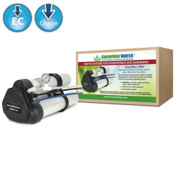 Systeme Osmose Inverse Grow Max 125 L/h -GrowMax Water