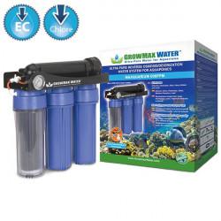 Unit Pro System Reverse Osmosis Maxquarium 000 Ppm -GrowMax Water