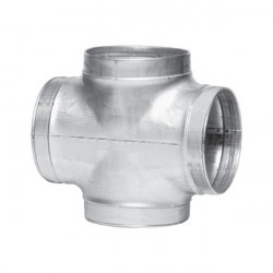 WINFLEX CROSS T 125MM-conduit de ventilation gaine