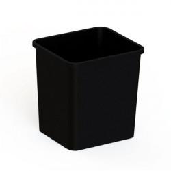 TANK 17L BLACK 27.3 X 24.7 17L - Platinium Hydroponics