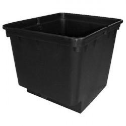 Pot carré Mapito bato 11 litres avec pipes incluses pour PoussPouss Hydro