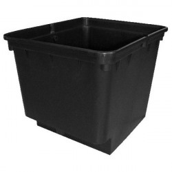 Pot square Mapito bato 11 litres with pipes included for PoussPouss Hydro