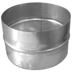 Jonction de gaine alu 200 mm - conduit de ventilation -gaine