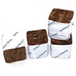 SPEEDGROW LOT DE 15 CUBES laine de roche 40X40X40