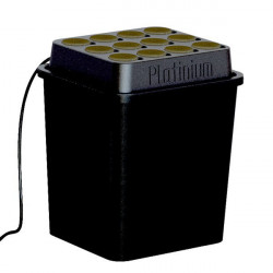 Système aéroponique de bouturage - SuperCloner 12 plantes - Platinium Aeroponics