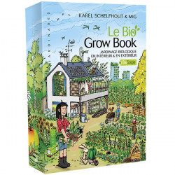 LE BIO GROW BOOK MAMA EDITIONS