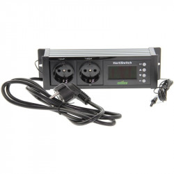 HORTISWITCH THERMOSTAT ELECTRIC MAX. 10A/1200W