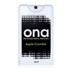 ONA CARD SPRAYER APPLE CRUMBLE 12ML