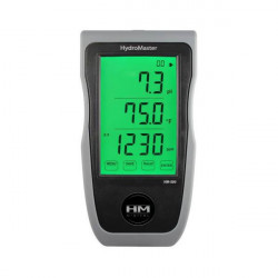 HM DIGITAL HYDROMASTER MONITOR CONTINUOUS PH/EC/TEMP HM-500 -tester ph and ec