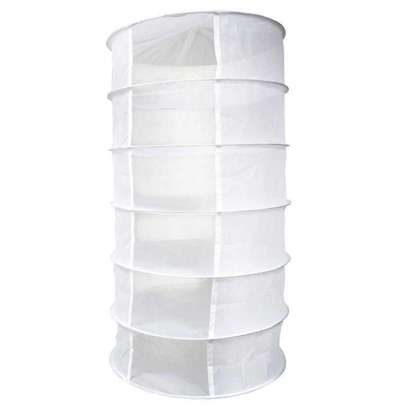 White Tuscany round saucer diam. 54 cm - EDA Plastics