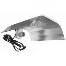 reflecteur CFL avec prise incluse
