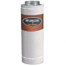 Active carbon filter CAN FILTER SPECIAL 75/38 - FLANGE 250