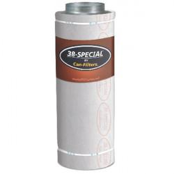 Filtre à charbon actif CAN FILTER SPECIAL 75/38- FLANGE 250