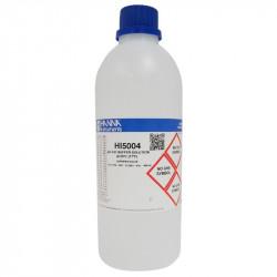 Bottle buffer technique pH4 (500ml + certificate) - Hanna