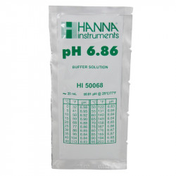 HANNA SACHET CALIBRATION PH 6.86