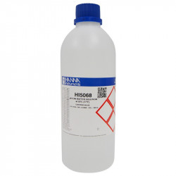 Bottle tampon technique pH 6,86 (500ml + certificate) - Hanna