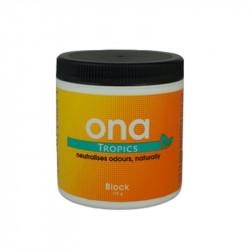 destructor of odor ONA BLOCK TROPICS 170G