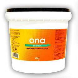 destructor of odor ONA GEL TROPICS BUCKET OF 3.8 kgs