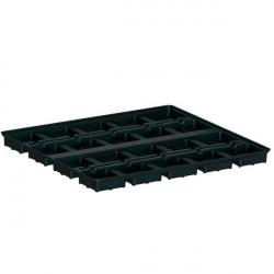 Tray Platinium Modular 100 Platinium hydroponics