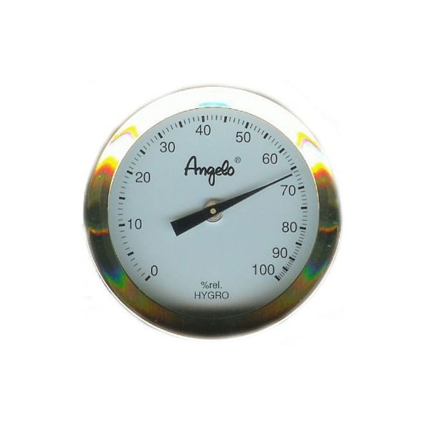 Large hygrometer with magnet