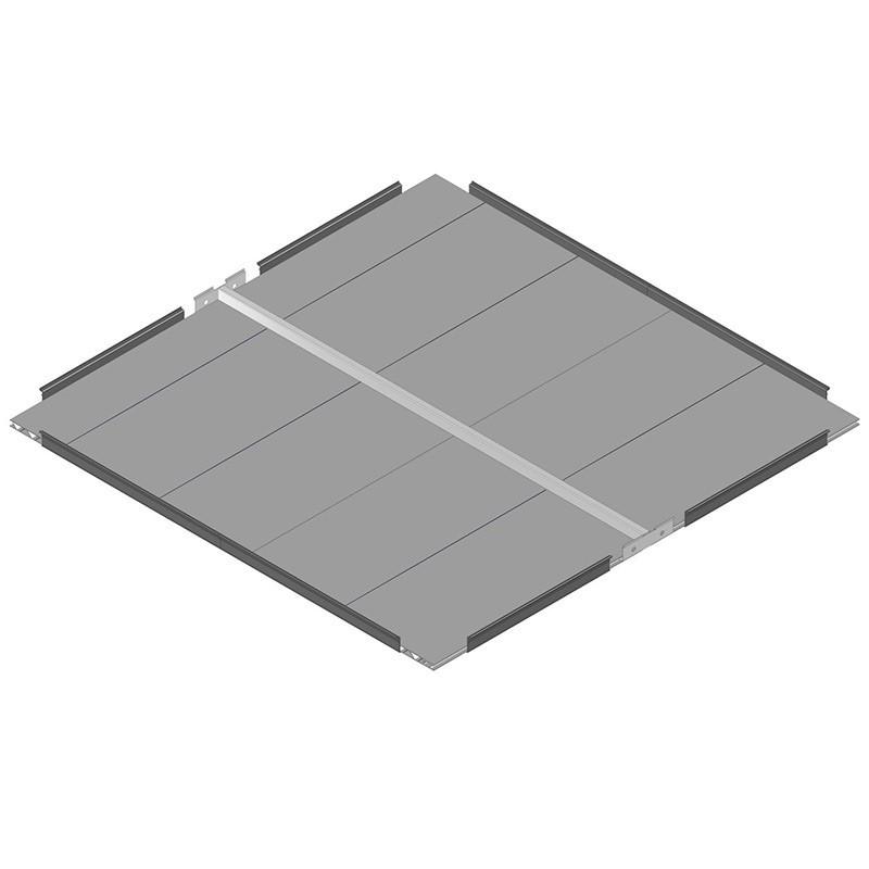 GROWCAMP/BOTTOM RAISED BED 120X120CM BASIC FC6690