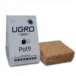 Ugro Pot 9L , coco fiber compressed