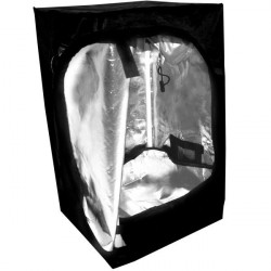 culture room Grow-tent silver Propagator 35x35x60cm