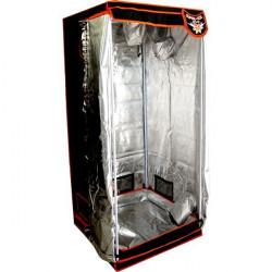 armoire de culture SUPERBOX MYLAR 80 V.2(80x80x180) haute qualité 600D