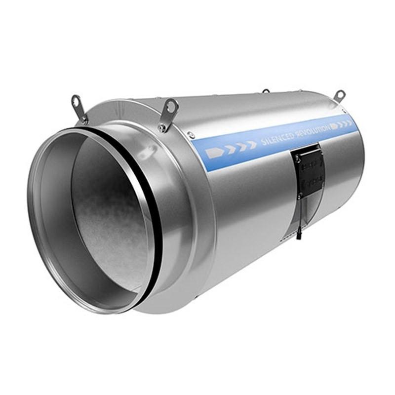 Silencer Extractor Revolution Vector 250EC-L - System Air