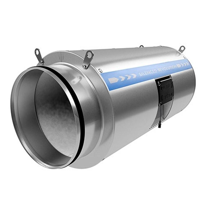 Silencer Extractor Revolution Vector 250EC - System Air