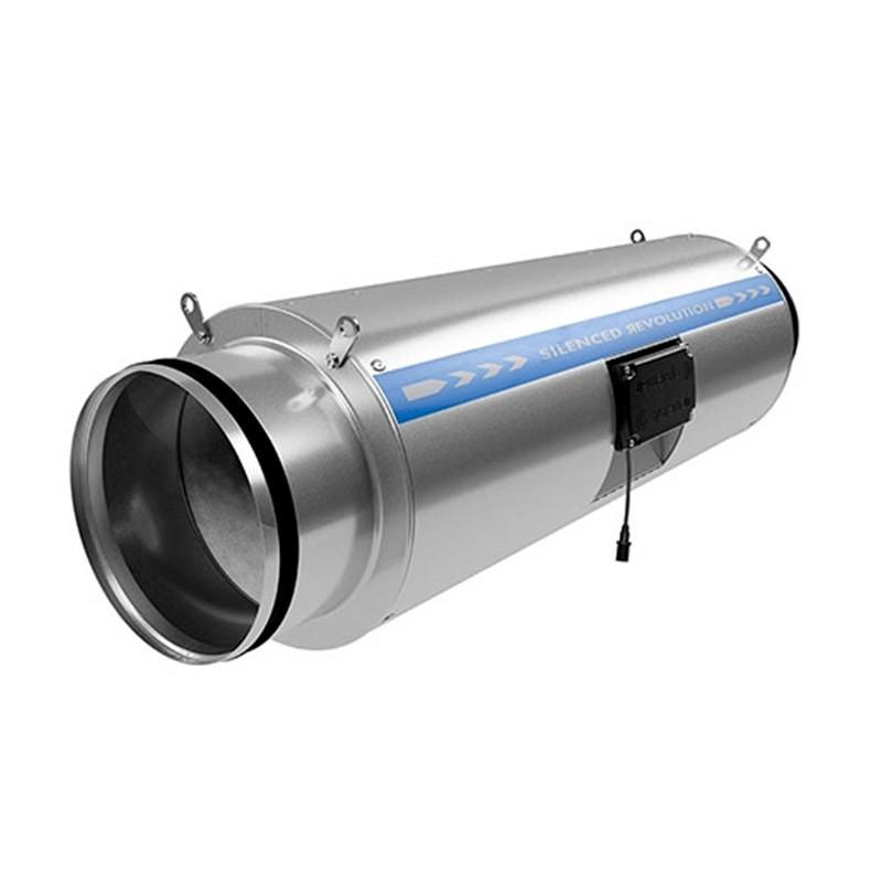 Silencer Extractor Revolution Vector 150EC - System Air