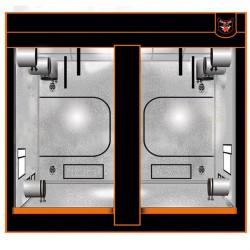 chambre de culture Superbox Mylar 240 V2 (240X240X200), haute qualité 600D