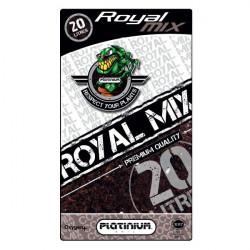 Substrat Royal Mix perlite 15% sac de 20 L - Platinium Soil - croissance et floraison