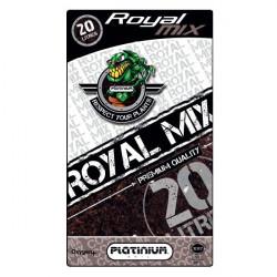 Substrate-Royal Mix perlite 15% bag 20 L - Platinium Soil - growth and flowering