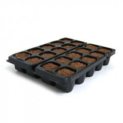 X-plug 20 pièces - Platinium Soil