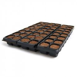 X-plug 48 pièces - Platinium Soil