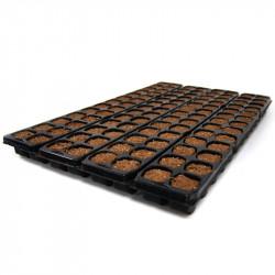 X-plug 104 pièces - Platinium Soil