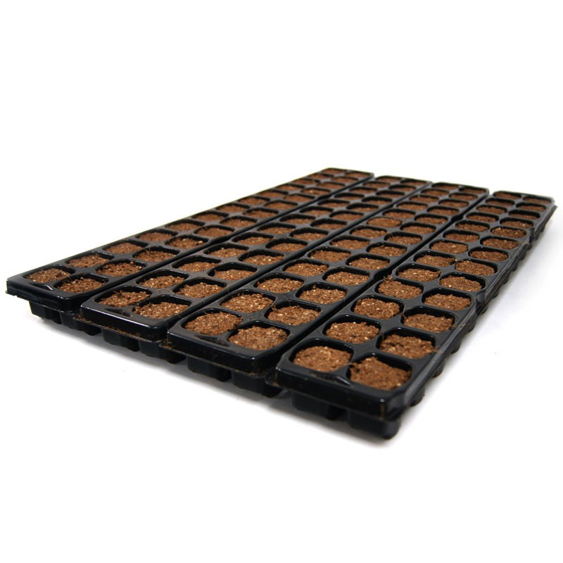 X-plug 104 pieces - Platinium Soil