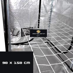 Net trellis - Web Plant Support 150x90 cm scrog