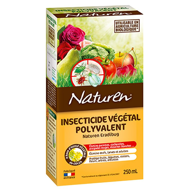 PLANT INSECTICIDE 250ML - NATUREN