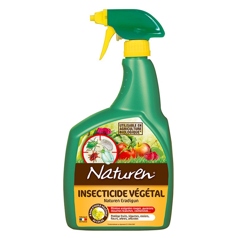 PLANT INSECTICIDE 800ML - NATUREN