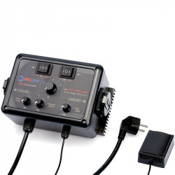 TWIN CONTROLLER 12+12 AMP - BULLFAN