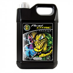 ACID CITRIC 5L - PLATINIUM NUTRIENTS