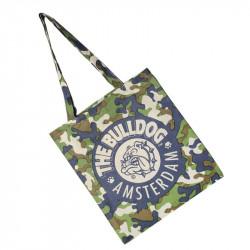 Sac motifs camouflage en coton - The Bulldog