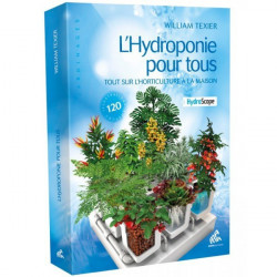 Book The hydroponics for All - Edition francaise - Mama Editions