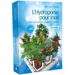 Livre L'hydroponie pour Tous - Edition francaise - Mama Editions
